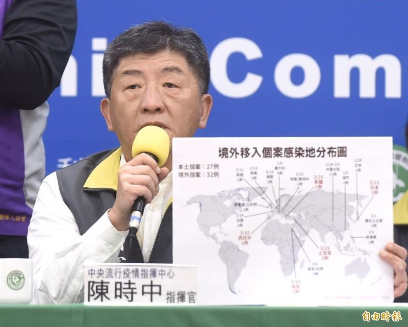 台灣單日「暴增23例」確診破百 台美合作:每週「10萬口罩」出口!