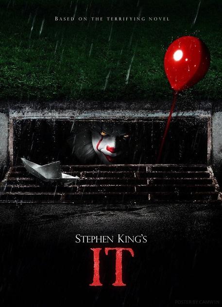 史蒂芬金PO出「下水道+大紅氣球」實景照 驚見「超強誘餌」誰都會上當!