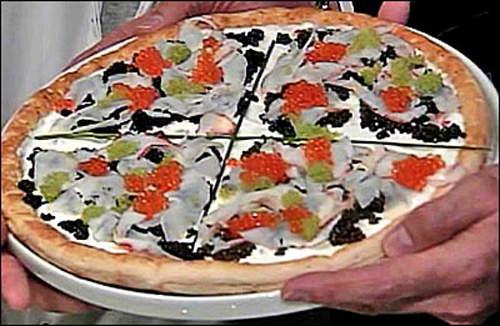 世界上「最獵奇披薩Top7」夏威夷輸慘 名媛必吃「24K金款」居然要8萬!