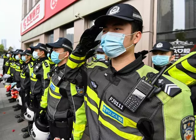 武漢肺炎「確診人數歸零」中國放寬心 下月8日「解禁武漢」開放對外交通!