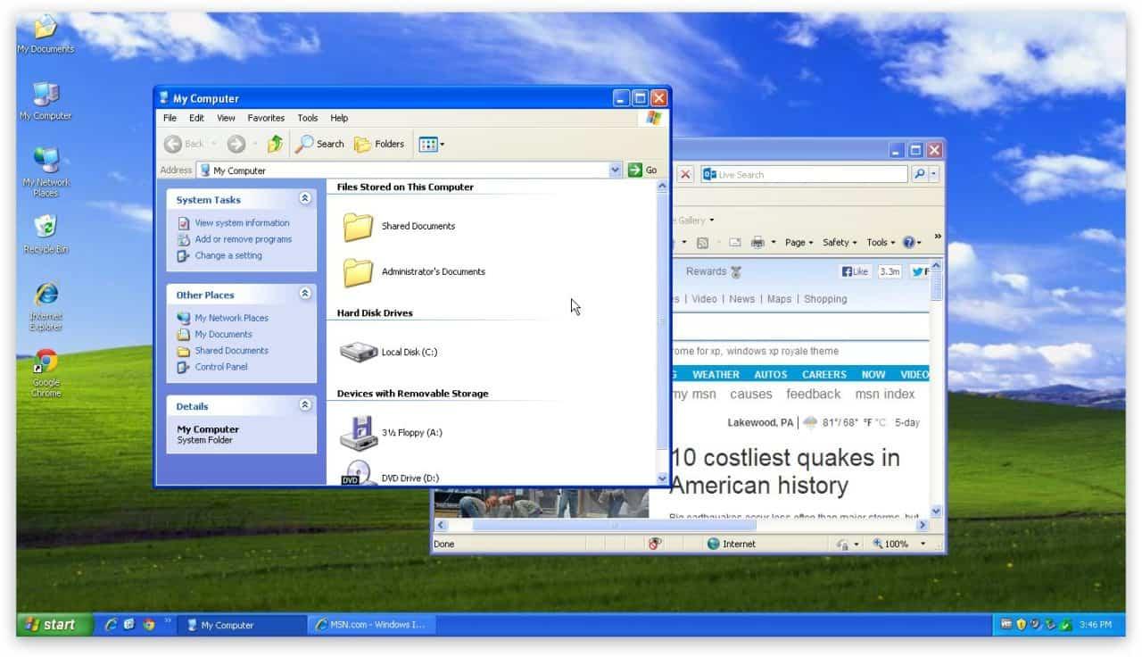 他做出超懷舊「微軟XP磁鐵」 貼上就像「坐上時光機」網讚:時代的眼淚!