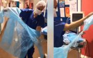 中國捐防護衣給法國「一穿就碎」醫護暴怒:來自中國的攻擊!
