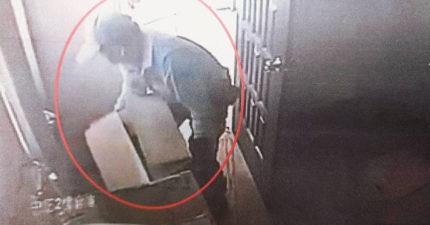 貪心司機「偷3500口罩物資」轉賣護理人員「賺外快」!過程全被拍下