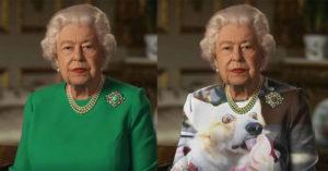 英女王綠衣成鄉民「PS大賽」惡搞對象 動物森友會也來了!