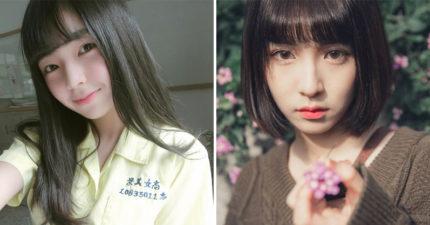 全台灣「最美女高中生」冠軍出爐 從第一天贏到開票日!