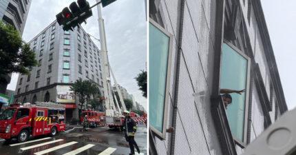北市林森錢櫃大火奪5命 逃出民眾嚇壞「灑水器沒啟動」連警報聲也沒有!