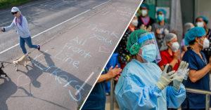 33萬人「戰勝武肺」比死亡人數多4倍 康復率「超有希望」!