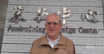 救救我的家鄉!義神父淚求助「5天募千萬」 83歲農嬤捐一禮拜所得報恩