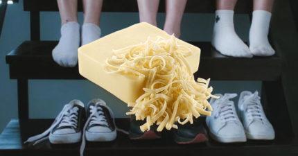 在室友三明治「加腳皮」偽裝起司!同學惡作劇被告了