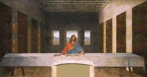 14張「保持社交距離」的世界名畫 耶穌意外逃過一劫!