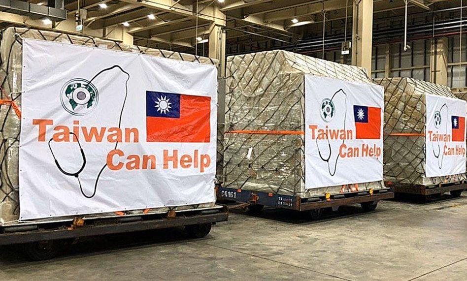 台灣能幫忙!第二波「口罩援助」130萬張將出航 歐洲8國受惠