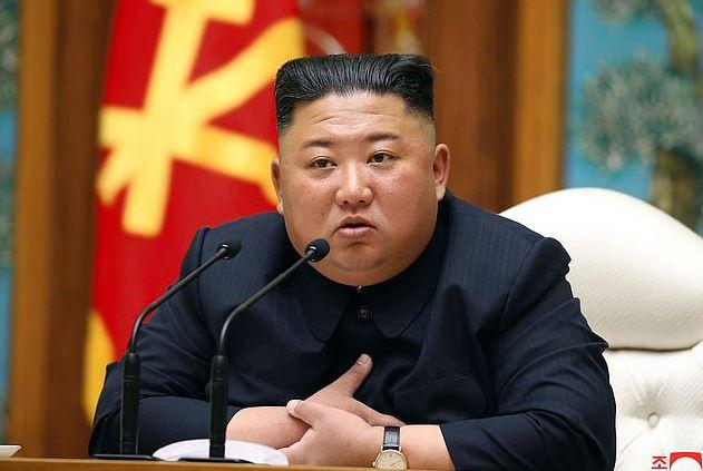 「元首列車」罕見使用!外媒爆「金正恩恐出大事」 南韓:他很健康