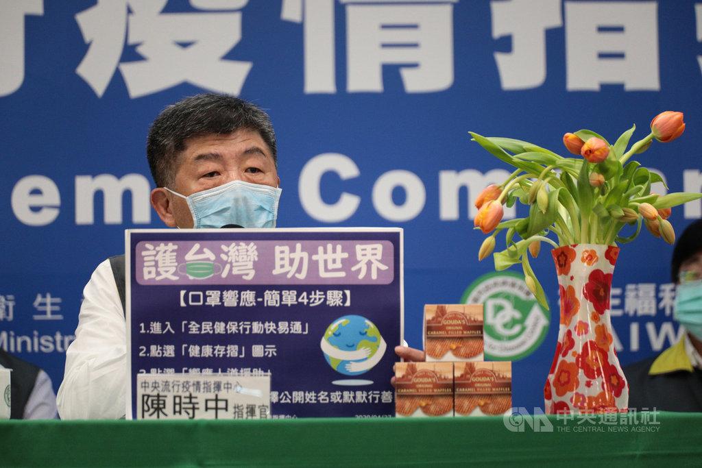 台灣推「全民捐口罩」人道救援 簡單「4步驟」幫助全世界!