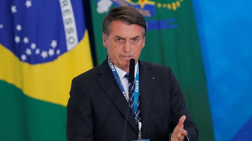 巴西衛生部長推「隔離政策」 總統不爽直接開除:防疫太認真!