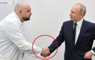 上週才跟「普丁握手」一起視察醫院 俄羅斯醫院院長「確診武肺」隔離中!