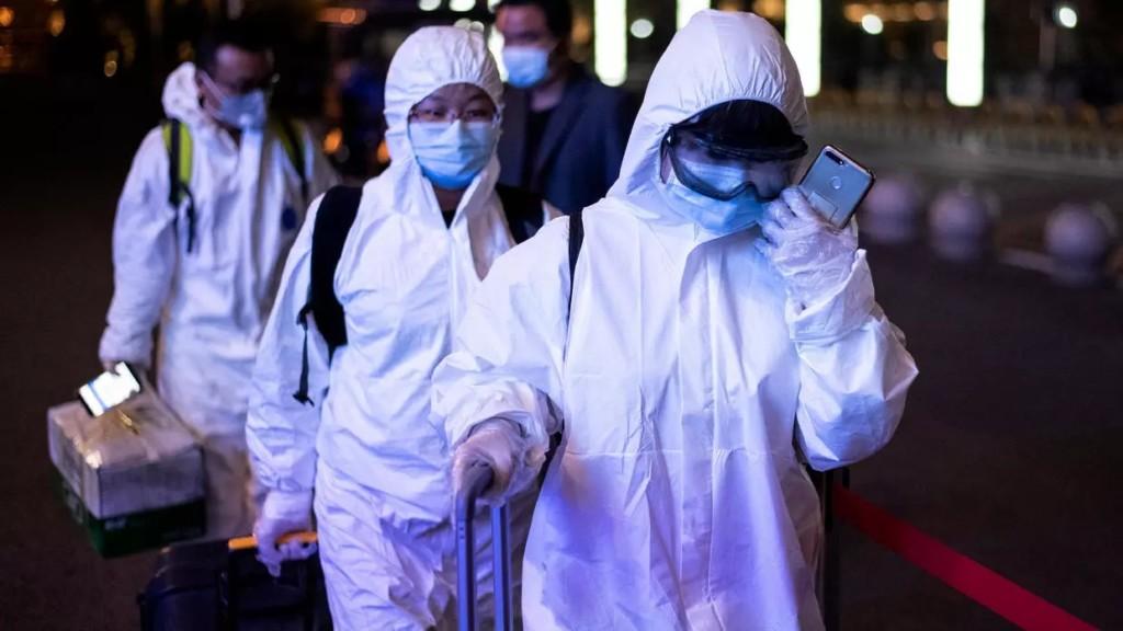 諾貝爾獎得主發現武肺「被加入愛滋病毒」:從中國流出!
