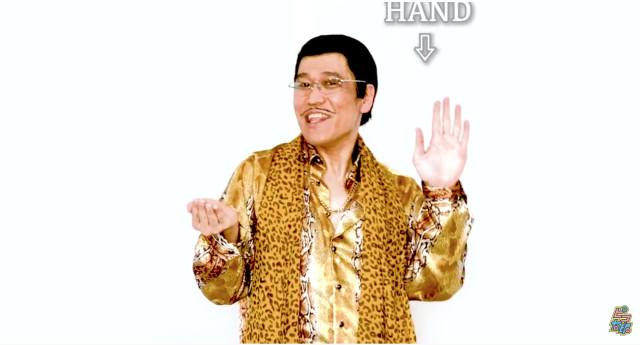 PPAP大叔推「魔性洗手舞」 結尾「偷放洋蔥」害網友洗手洗到哭!