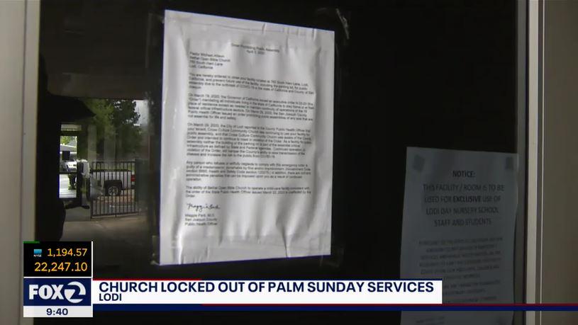 教會違反防疫禁令「照做禮拜」嗆:有律師 房東氣到「換鎖」