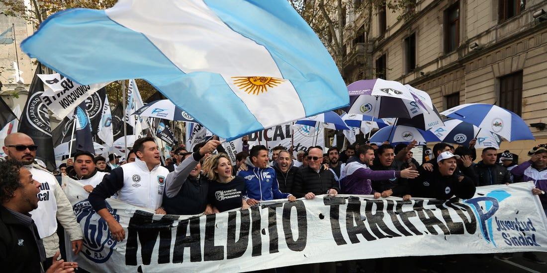 武肺重挫!阿根廷想「賴帳400億」救國:不給賴就宣布破產