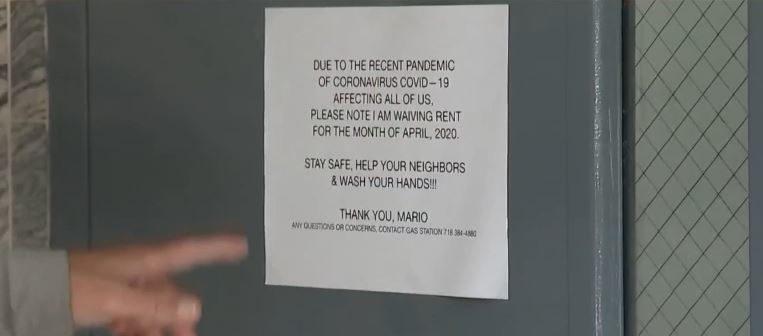 紐約善心房東宣布「200多房客」不用繳房租!他:只想幫大家度過難關