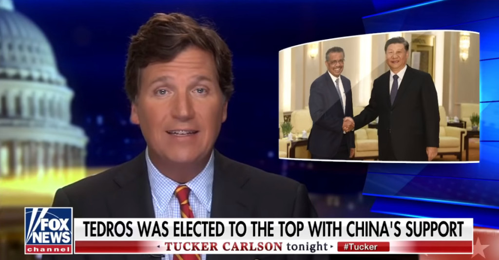 譚德塞喊苦「被台灣攻擊」美媒狠嗆:他就是個笑話!還拿出證據