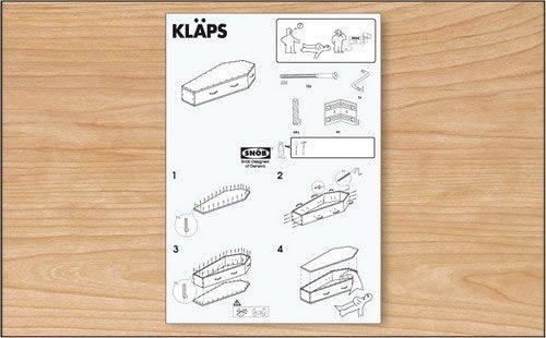 IKEA推「輕便棺材」維護人類尊嚴 連說明書都有!官方澄清:是惡搞