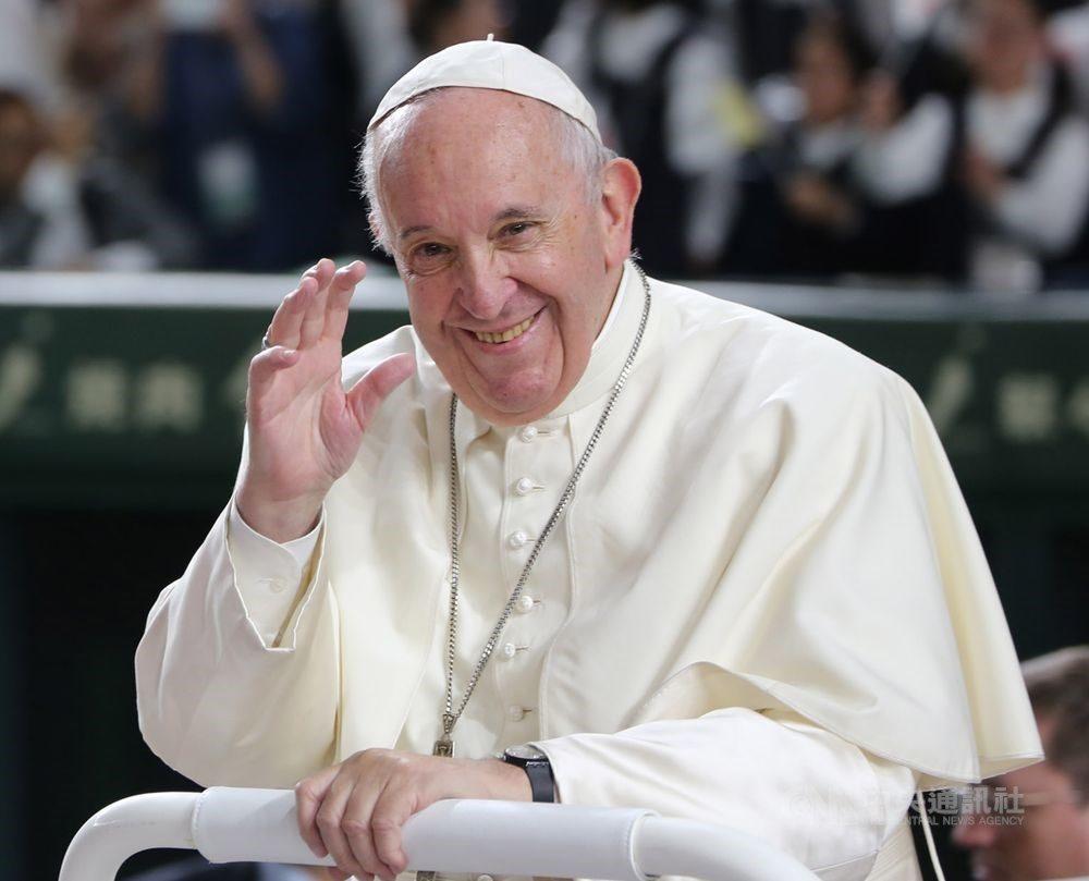 義媒踢爆!政府秘密安排教宗「造訪武漢」:象徵希望的重生