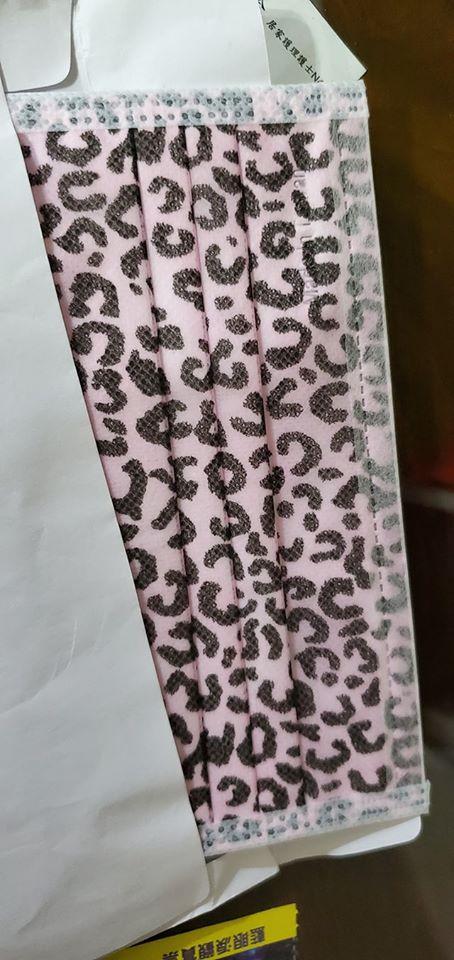 中衛邀男生「戴粉紅色口罩」消刻板印象:誰戴都漂亮!
