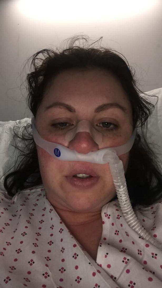 前線護士「確診武肺」...哭求同事「還不想死」:拜託救我