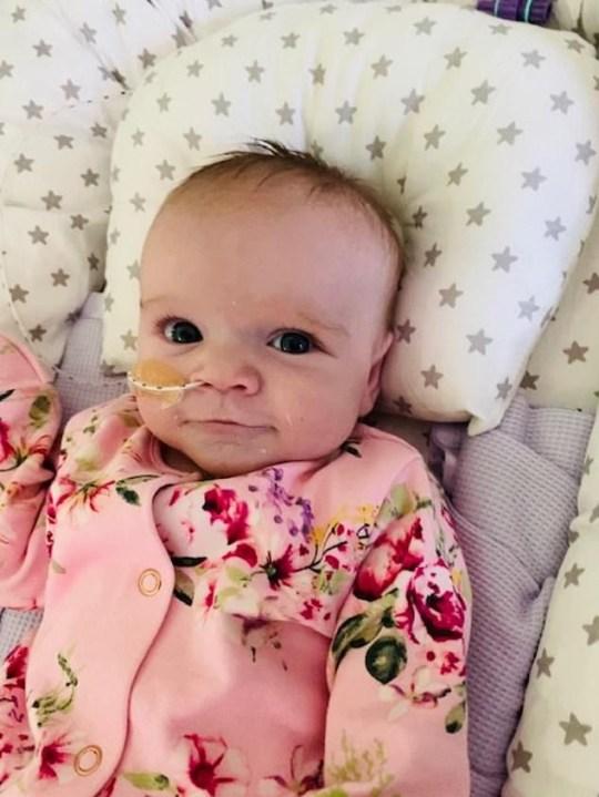 民眾缺乏防疫意識!女嬰「動完心臟手術」馬上確診武肺