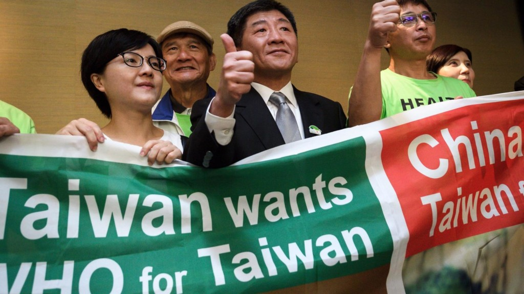 陳時中霸氣「用全英文」對WHO喊話:台灣有能力幫全球!