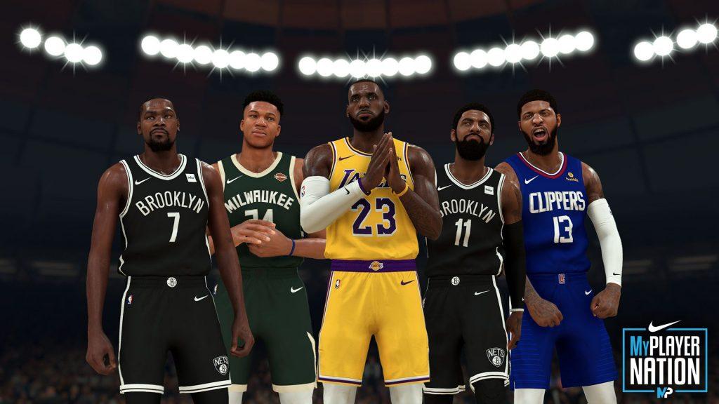 NBA將舉辦「2K籃球電玩賽」取代正規賽 球員「玩自己」讓人超期待!