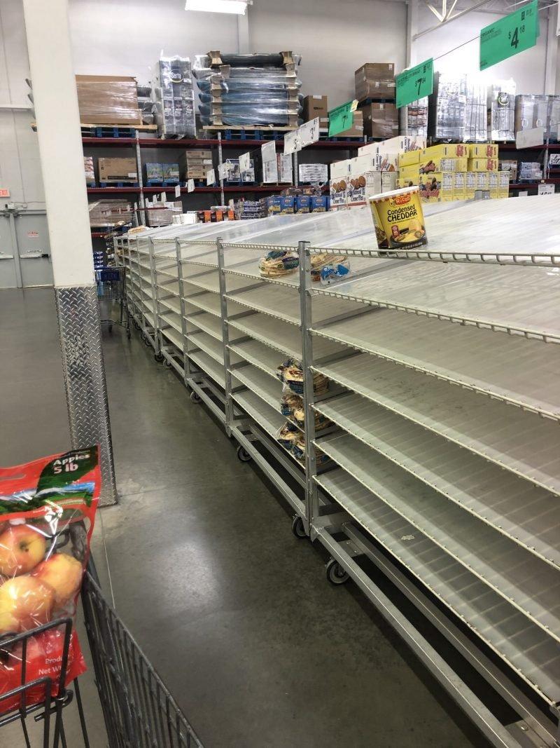 超聽話「居家隔離」但物資不夠...他「進一次超市」就確診!