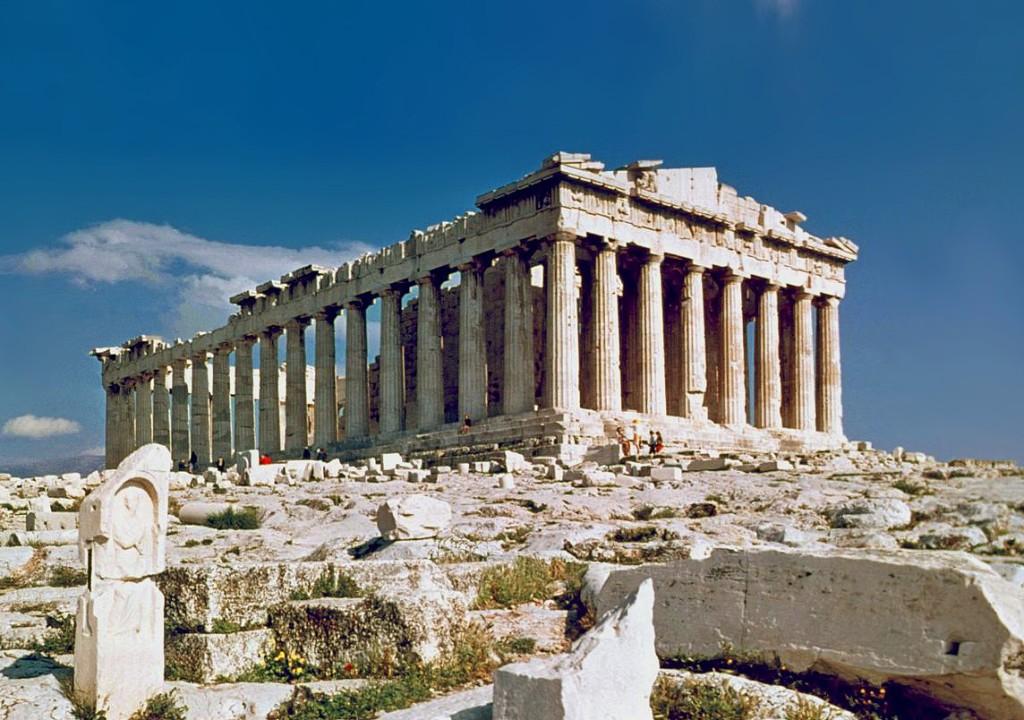 校外教學被迫取消 老師改送全班到「幾千年前的希臘」上課!