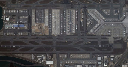 全世界「3分之2飛機都不能飛」機場會長怎樣 連沙漠都停滿!