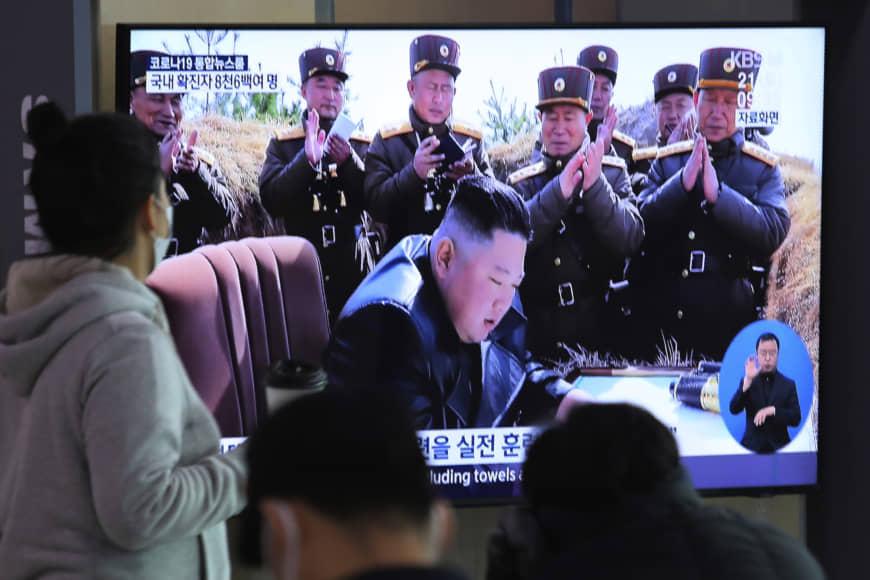 北韓「一家五口」感染武肺!政府「用長釘封住家門」隔離...最後不治身亡