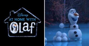 影/迪士尼公開「雪寶的防疫日常」一次出3集 竟是1人的作品!