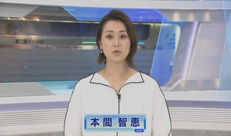 新聞主播「衣服疑似畫上去」一夕爆紅 網笑:還是根本沒穿?