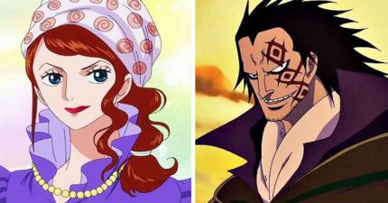 網友解析「魯夫媽媽」和多拉格的淒美愛情:《航海王》最後伏筆!