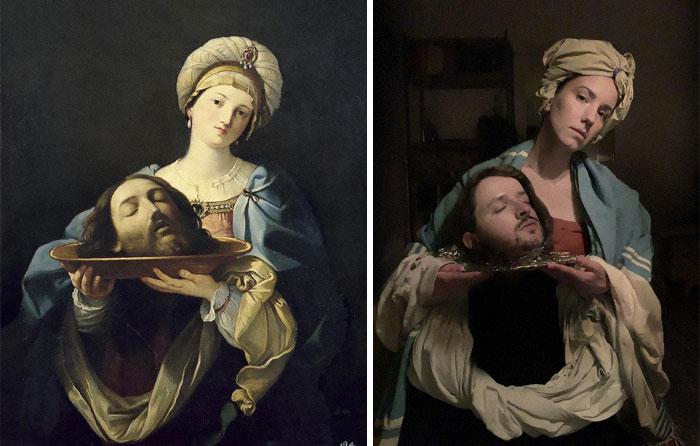 博物館舉辦「平價版世界名畫」挑戰 《吶喊》其實是馬鈴薯!