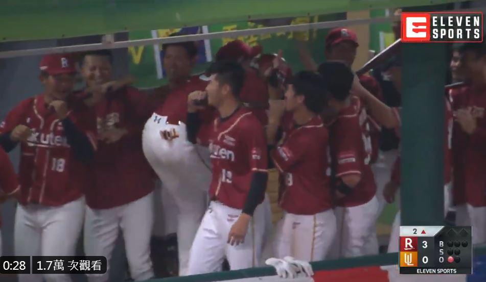中職用迷因「黑人抬棺舞 」慶祝贏球 紅到國外登國際版面!