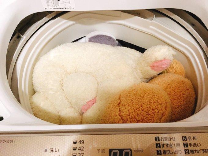 16個老公「不會洗娃娃就亂搞」爆笑照 粉紅兔出現蜂窩!