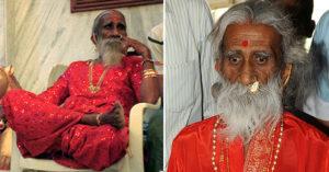印度神人「82年不吃不喝」也能活 如今「證實離世」信眾不捨!