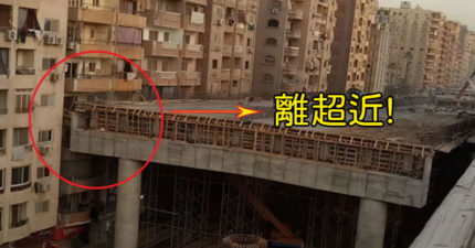 埃及要蓋「離住家50公分」高速公路 官方保證:會很安全!