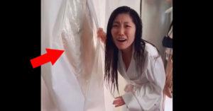 結婚當天發現「媽媽也穿白紗」新娘崩潰:她的更漂亮