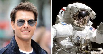 阿湯哥希望能「真的飛上太空」拍電影 NASA答應了!