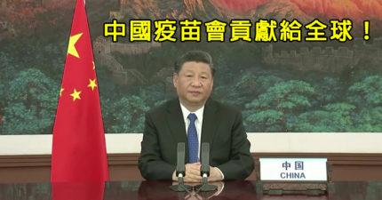 習近平受邀為「WHA開幕致詞」 各國狂用「台灣」當場洗臉!