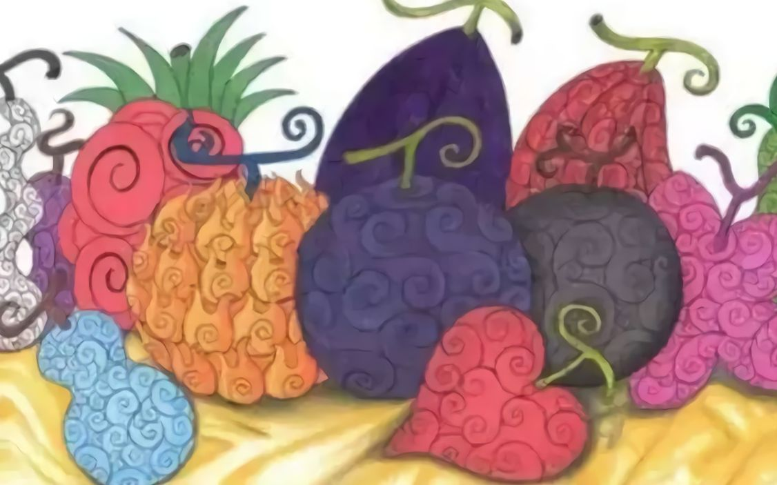 《航海王》中5顆「噁到沒人敢吃」的地獄惡魔果實 吃下去一秒毀容!