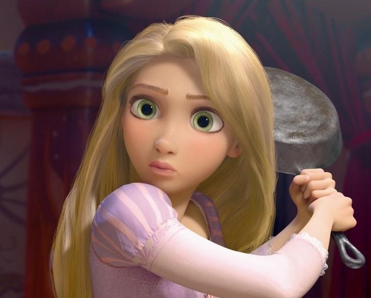 5個讓你起雞皮疙瘩的「童話真相」 長髮公主其實是未婚媽