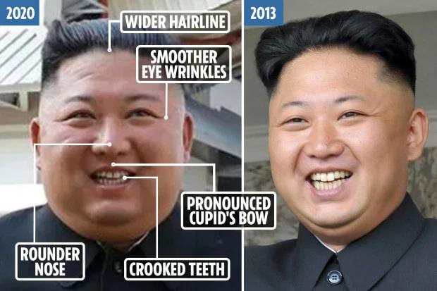 金正恩3年前「私會複製人」曝光 北韓真的養出第2個金小胖!